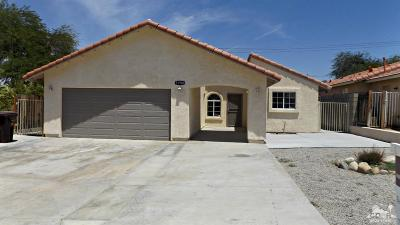 La Quinta Single Family Home For Sale: 51960 Avenida Herrera