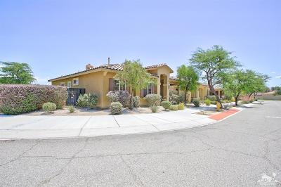 Cathedral City Single Family Home Contingent: 26696 Rio Dulce Road