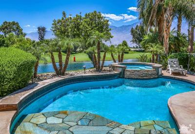 Cathedral City Single Family Home For Sale: 29709 W Laguna Drive