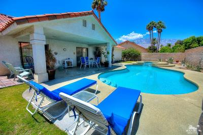 Cathedral City Single Family Home Contingent: 67860 Pamela Lane