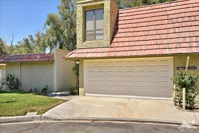 Cathedral City Condo/Townhouse Contingent: 35558 Calle Santiago