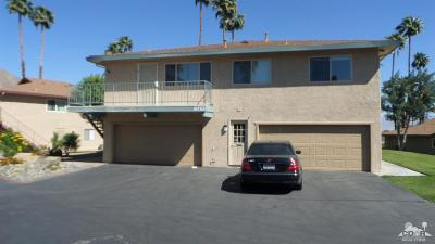 Palm Desert Condo/Townhouse For Sale: 72671 Eagle Road #4