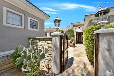 Palm Desert Single Family Home Contingent: 41689 Via Treviso