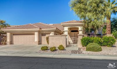 Palm Desert Single Family Home Contingent: 78632 Crystal Falls Road