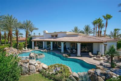 La Quinta CA Single Family Home For Sale: $1,995,000