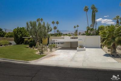 Palm Desert Single Family Home Contingent: 73465 Goldflower Street