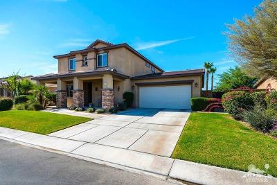 Indio Single Family Home For Sale: 82279 Padova Drive
