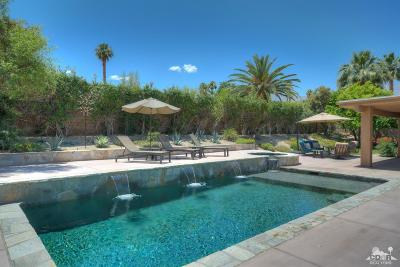 Palm Desert Single Family Home Contingent: 72671 Homestead Road