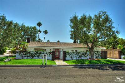 Palm Desert Single Family Home For Sale: 45331 Garden Square Square