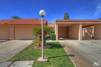 Indio Condo/Townhouse Contingent: 49111 Taylor Street