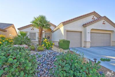 Palm Desert Single Family Home Contingent: 37514 Turnberry Isle Drive
