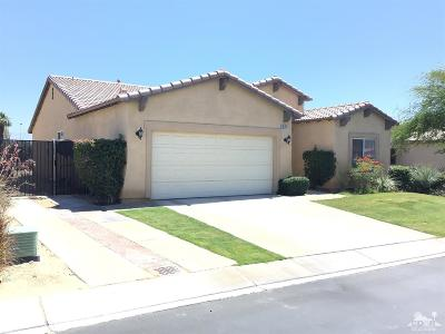 Indio Single Family Home For Sale: 83287 Greenbrier Drive