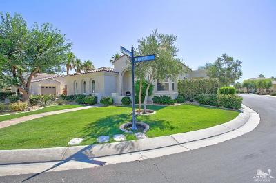 La Quinta Single Family Home For Sale: 57440 Via Vista