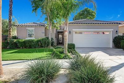 La Quinta Single Family Home Contingent: 60458 Juniper Lane