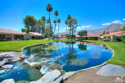 Rancho Mirage Condo/Townhouse Contingent: 20 Tennis Club Drive