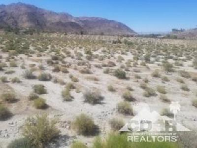 Palm Desert Residential Lots & Land For Sale: 71600 Cholla Way
