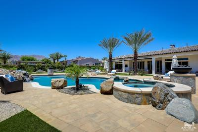 La Quinta Single Family Home Contingent: 81295 Thunder Gulch Way
