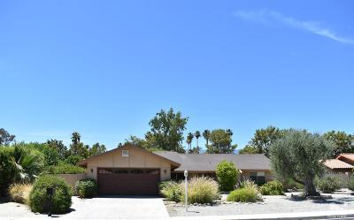 Palm Desert Single Family Home For Sale: 72775 Tamarisk Street