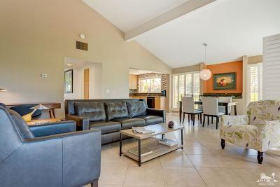 Rancho Mirage Condo/Townhouse Contingent: 35030 Mission Hills Drive