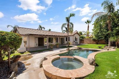 Palm Desert Single Family Home Contingent: 37879 Hollister Drive
