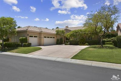 Indio Single Family Home Contingent: 45861 Crosswater Street