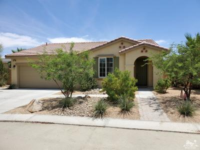 Indio Single Family Home For Sale: 37322 Melbourne Street