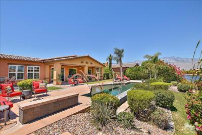 Rancho Mirage Single Family Home For Sale: 10 Via Santo Tomas
