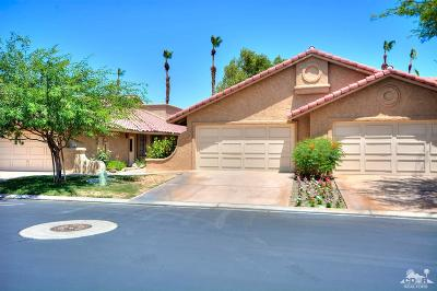 Palm Desert Condo/Townhouse For Sale: 41660 Woodhaven Drive East