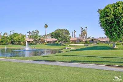 Palm Desert Condo/Townhouse For Sale: 394 Saddlehorn Trail