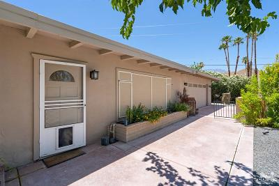 Cathedral City Single Family Home For Sale: 38851 Bel Air Drive