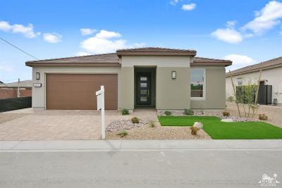 Indio Single Family Home For Sale: 82575 East McCarroll (Lot 4016) Drive