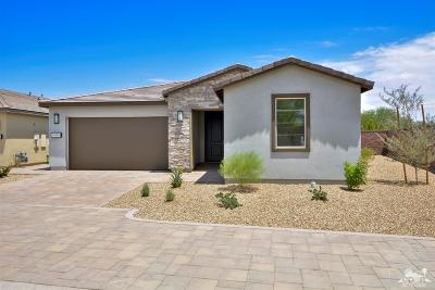 Indio Single Family Home For Sale: 51960 Le Grand (Lot 7106) Court