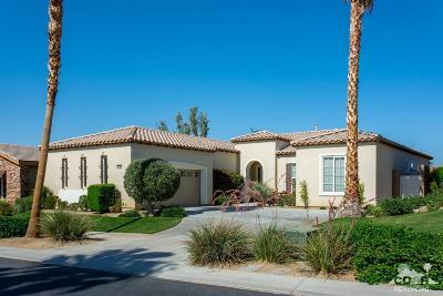 La Quinta Single Family Home For Sale: 60190 Desert Rose Drive