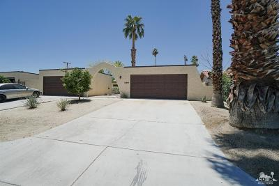 Palm Desert Multi Family Home For Sale: 73155 Catalina Way