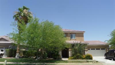 Indio Single Family Home For Sale: 43760 Campo Place