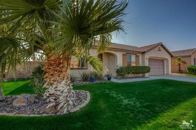 Indio Single Family Home For Sale: 47497 Manteca Court