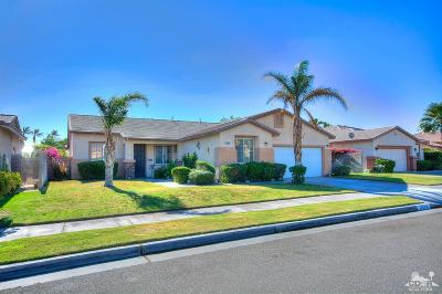 Cathedral City Single Family Home Contingent: 29646 Calle Tampico