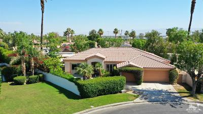 Indian Wells Single Family Home Contingent: 74900 Jasmine Way