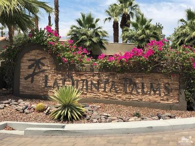La Quinta Condo/Townhouse For Sale: 44381 W Sundown Crest Drive Drive