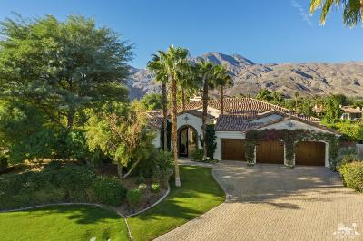 La Quinta Single Family Home Contingent: 57355 Peninsula Lane