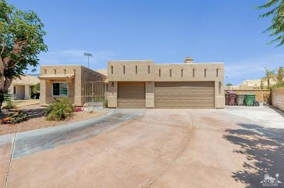Cathedral City Single Family Home For Sale: 69516 Cimarron Court Road