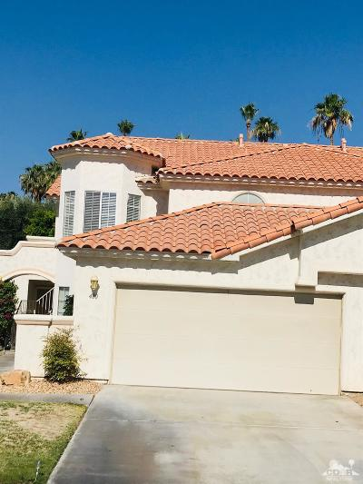 Palm Desert Condo/Townhouse For Sale: 480 Evergreen Ash
