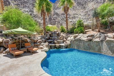 La Quinta Single Family Home Contingent: 77858 Grey Wolf Trail