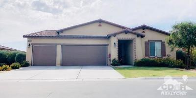 Indio Single Family Home Contingent: 42183 Everest Drive