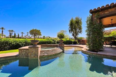 Indian Wells Single Family Home For Sale: 75596 Via Cortona