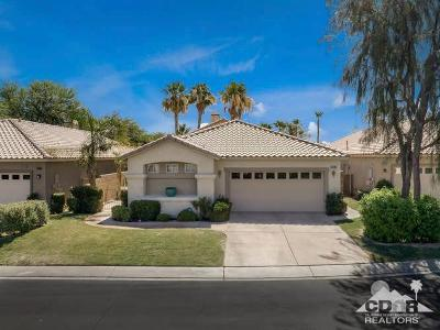 Indio Single Family Home For Sale: 45120 Eagle Crest Court