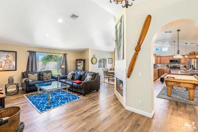 Palm Desert Single Family Home Contingent: 76838 Castle Court