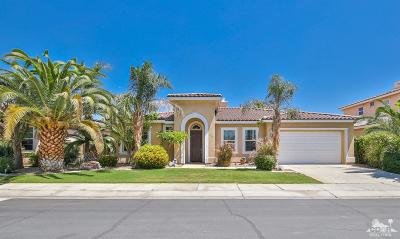 Indio Single Family Home For Sale: 81868 Via Parco Drive