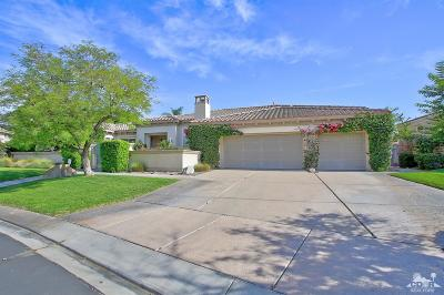 Rancho Mirage Single Family Home For Sale: 54 Toscana Way East
