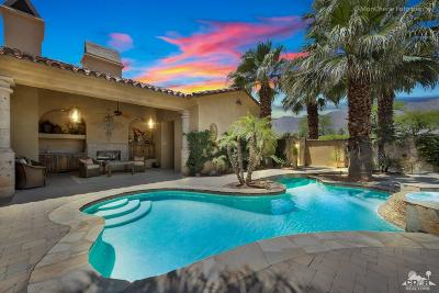 La Quinta Single Family Home For Sale: 52700 Del Gato Drive